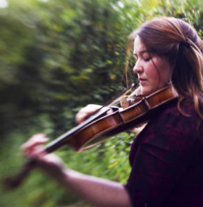 Laura Cannell Fiddle PR web