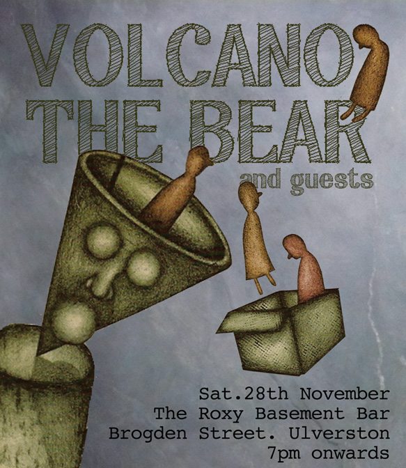 Volcano the Bear (with 44) 1