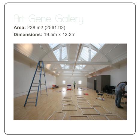 Art gene gallery