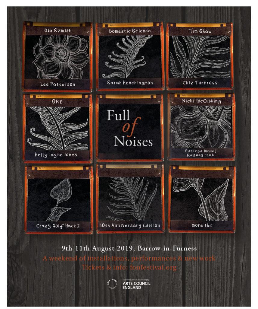 Full of Noises 2019 - 09-11/08/19 1