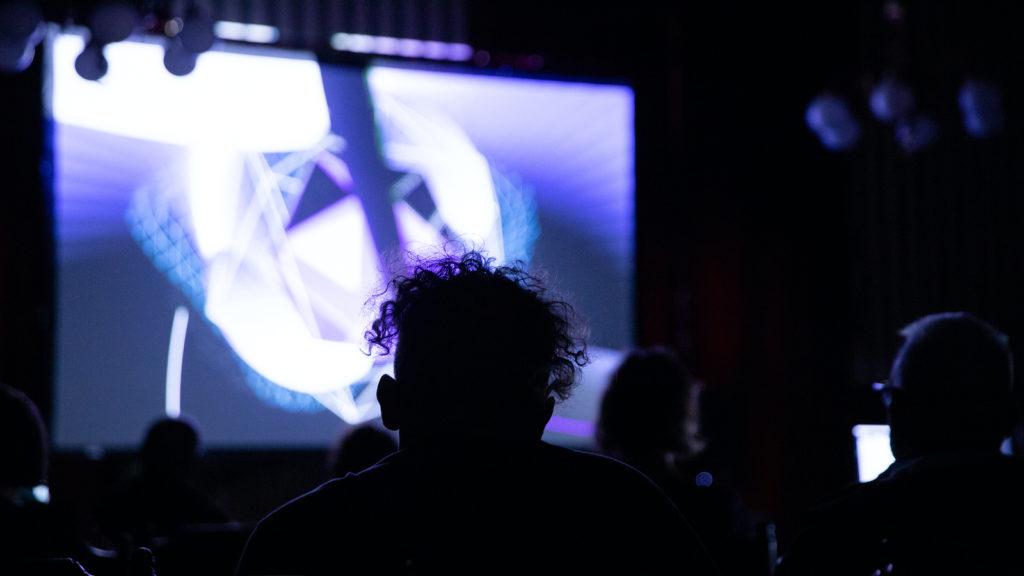Ringmind - Tony Doyle and Ashley James Brown, Full of Noises 2019
