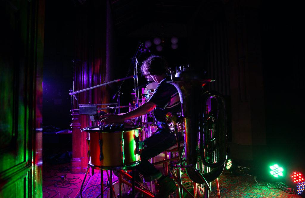 Sarah Kenchington at Full of Noises 2019