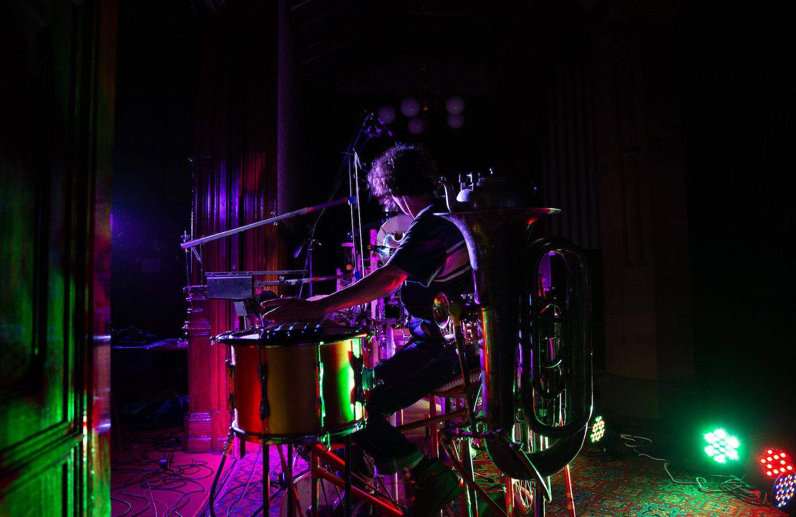 Sarah Kenchinton at Full of Noises 2019
