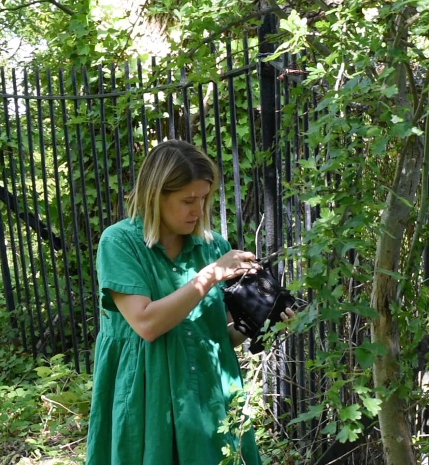 Hannah Kemp Welch - Research Residency 09/2021 2